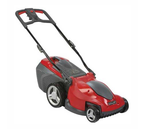 Mountfield Princess 34 34cm cut, 1400W Motor, 35 L Grass box