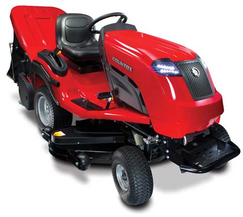 Countax C60 107cm cut, Hydrostatic drive. Powered Grass collector, 603cc Kawasaki twin engine