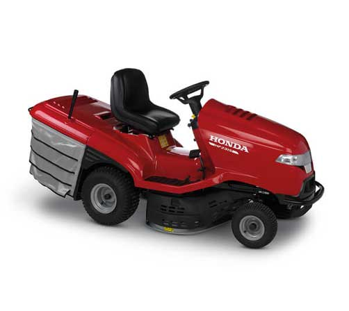 Honda Hf2417HTE 102cm cut, Hydrostatic drive, Inbuilt versamow, Electric lift, 530cc GCV520 Twin cyl Honda engine