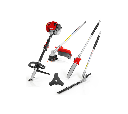 26MT SP 25 cc Engine, Hedge cutter, Pole saw, trimmer head & Brushcutter blade