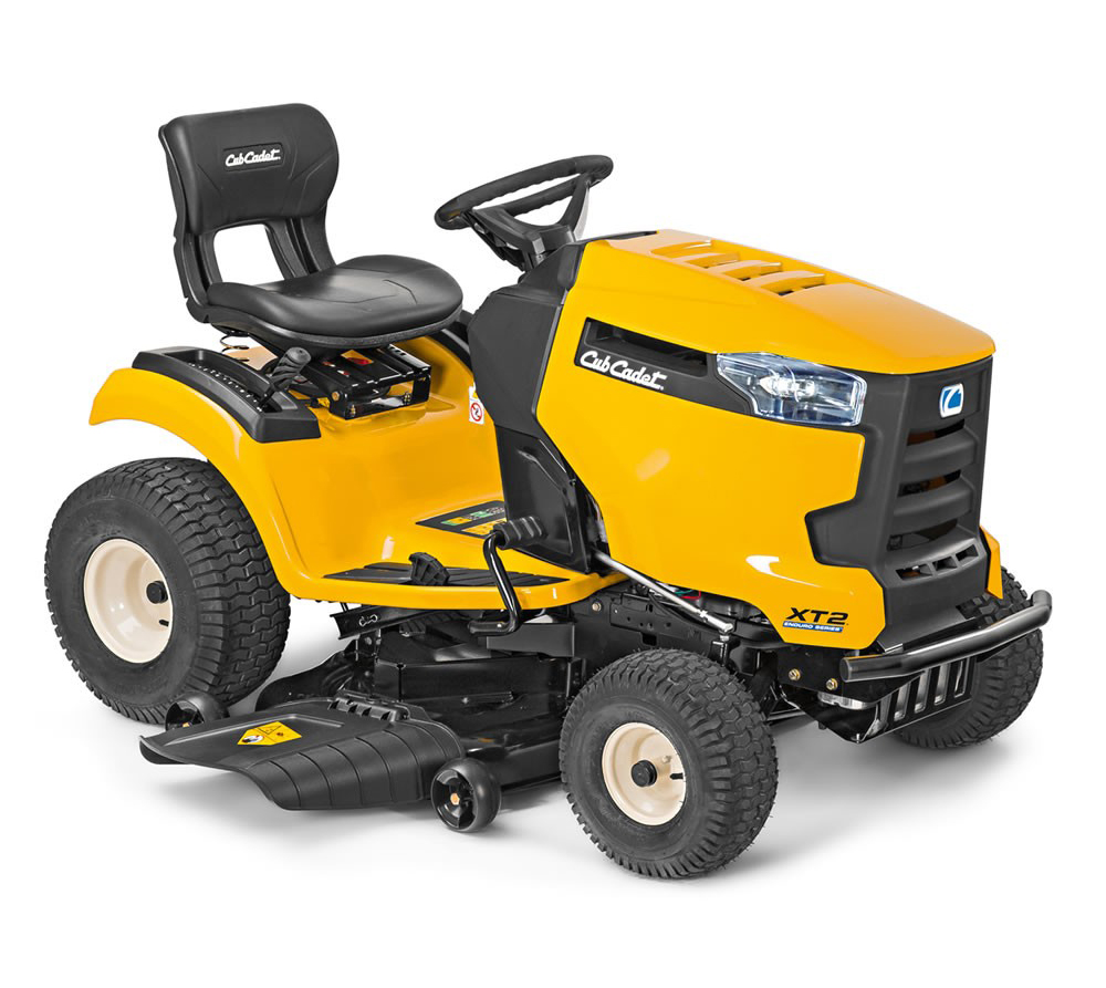 Cub Cadet XT2QR106 106cm cut, Hydrostatic drive, Xtreme 17cm turning circle, Twin cyl Kawasaki engine